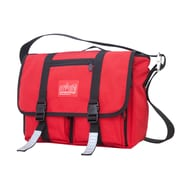 Manhattan Portage Trotter Messenger Bag Jr. Red (1455 RED)