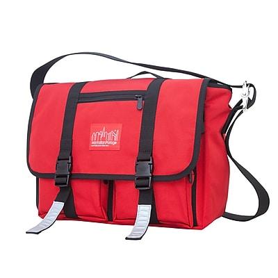 Manhattan Portage Trotter Messenger Bag Jr. Red (1455 RED)