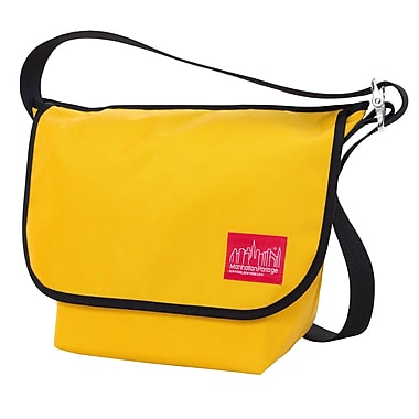 Manhattan Portage Vintage Messenger Bag Medium Mustard (1606V MUS)