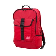 Manhattan Portage Cordura Lite Stuyvesant Backpack Red (1225-CD-L RED)