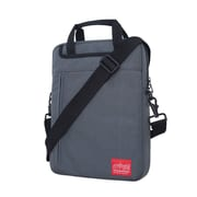 Manhattan Portage Commuter Jr. Laptop Bag Grey (1710 GRY)