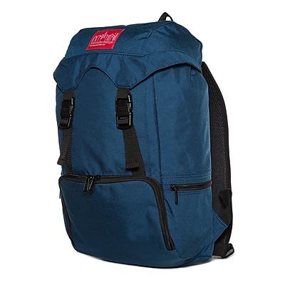 Manhattan Portage Hiker Backpack Jr. Navy (2123 NVY)