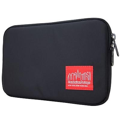 Manhattan Portage Waterproof Nylon Tablet Sleeve (1029-NW BLK)