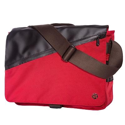 Token Grand Army Shoulder Bag Medium Red (TK-481 RED)