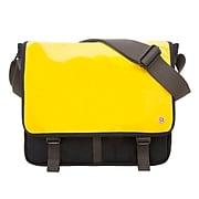 Token Metropolitan Enamel Dj Bag Medium Yellow (TK-454-E YEL)