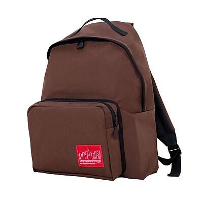 Manhattan Portage Big Apple Backpack Medium Dark Brown (1210-BD DBR)