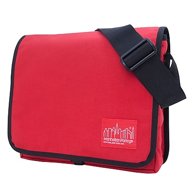 Manhattan Portage Dj Bag Small Red (1427 RED)