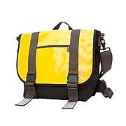 Token Lorimer Enamel Messenger Bag Medium Yellow (TK-614-E YEL)