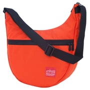 Manhattan Portage Top Zipper Nolita Bag Orange (6056 ORG)