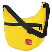 Manhattan Portage Top Zipper Nolita Bag Yellow (6056 YEL)