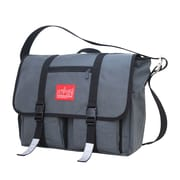 Manhattan Portage Trotter Messenger Bag Grey (1460 GRY)