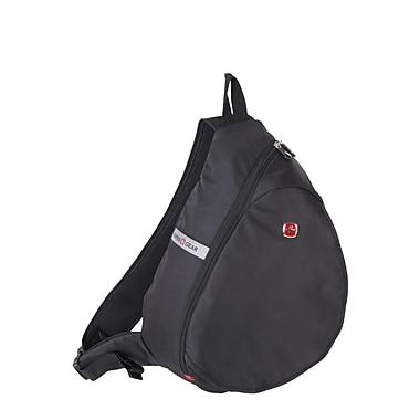 Swiss Gear (SWT0406R) Laptop Sling Bag, Black