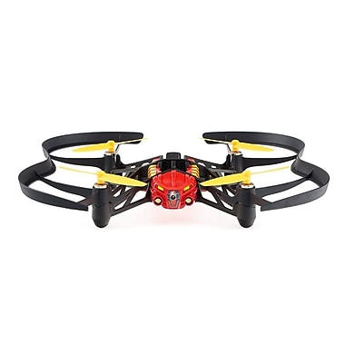 Parrot PF723102 Minidrone Airborne Night Blaze, Red