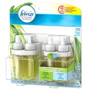 Febreze® NOTICEables Dual Scented Oil Warmer Refills, Morning Walk/Cleansing Rain