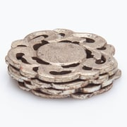 Abigails Vendome Coaster (Set of 4)
