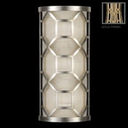 Fine Art Lamps Allegretto 1-Light Wall Sconce; Burnished Gold