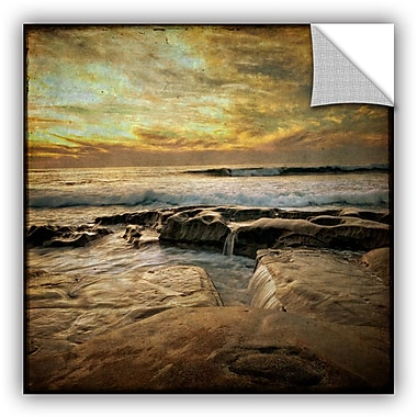 ArtWall Runneth Over 1 Removable Wall Mural; 18'' H x 18'' W x 0.1'' D