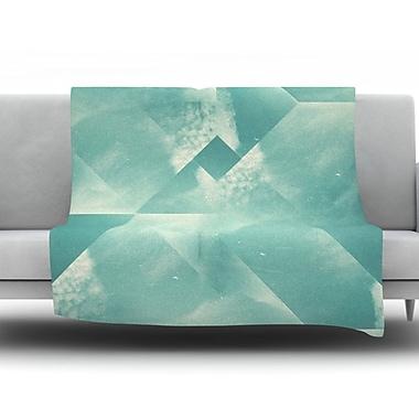 KESS InHouse Wild Sky by Danny Ivan Fleece Throw Blanket; 80'' H x 60'' W