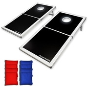 GoSports LED Light Up Regulation Size Cornhole Kit