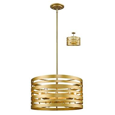 Z-Lite – Lampe suspendue Memphis 441-20SG, 5 ampoules,