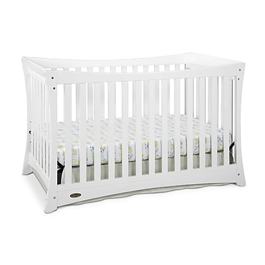 Graco Tatum Convertible Crib, White, (AD904520-121)