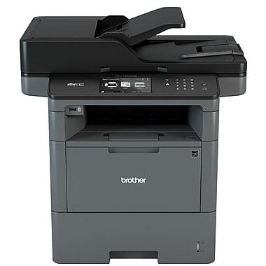 Brother - Imprimante sans fil monochrome laser tout-en-un MFC-L6700DW duplex