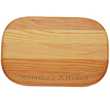 Carved Solutions Everyday ''Momma's Kitchen'' Cutting Board; Small