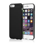 Étui ultra-mince à enclenchement au fini aluminium brossé pour iPhone 6