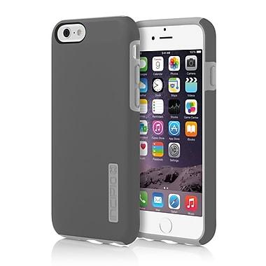 Incipio - Étui rigide DualPro avec centre qui absorbe les impacts pour iPhone 6, gris foncé/gris clair, (IPH1179GRY)