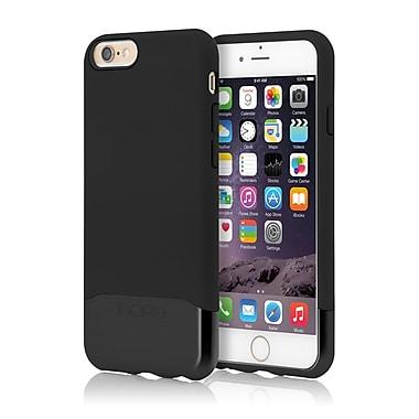 Coque rigide coulissante au fini chromé pour iPhone 6