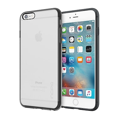 Étui Incipio Octane Pure co-moulé qui absorbe les impacts pour iPhone 6/6s Plus - incolore/noir, (IPH1364CBLK)