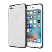 Incipio Octane Pure Co-Molded Impact Absorbing Case for iPhone 6/6s Plus, Clear/Black, (IPH1364CBLK)