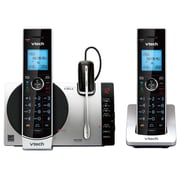 VTech (DS6771-3) 2-Handset Connect to Cell Answering System with Cordless Headset