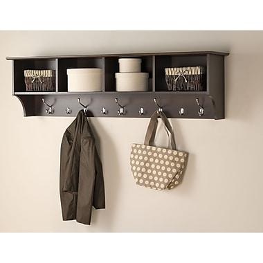 Prepac™ Wide Hanging Entryway Shelf, 60