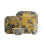 222 Fifth Adelaide 16 Piece Dinnerware Set, Service for 4