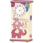 Imagine Design Treasured Times Christian Clock
