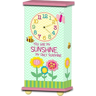 Imagine Design Treasured Times Sunshine General Clock