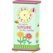 Imagine Design Treasured Times Sunshine General Clock