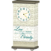 Imagine Design Treasured Times Wedd/Anniversary General Clock