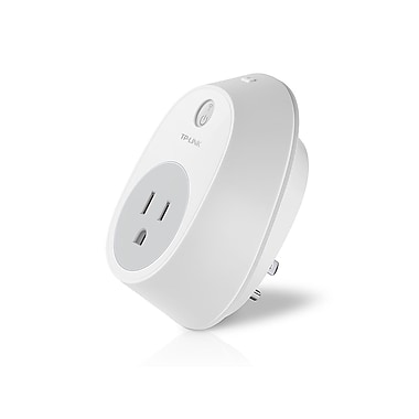 TP-LINK – Prise intelligente Wi-Fi HS100