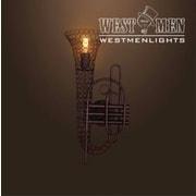 Westmen Lights 1-Light Musical Instament Wall Sconce
