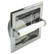 ProPlus Recessed Toilet Paper Holder and Roller