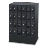 PostalProductsUnlimitedInc. Guardian 4 Tier 6 Wide Employee locker