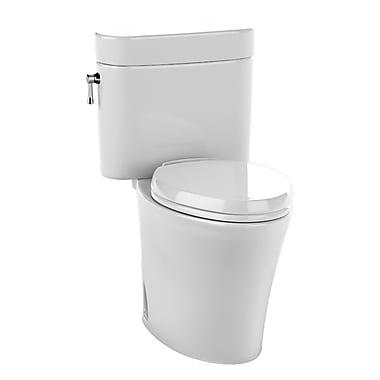 Toto Nexus 1.28 GPF Elongated Two-Piece Toilet