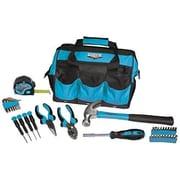 Viper Tool Storage 30 Piece Tool Set w/ Bag; Blue