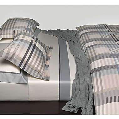 The St. Pierre Home Fashion Collection Filadelfia 3 Piece Reversible Duvet Cover Set; Queen