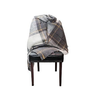 The St. Pierre Home Fashion Collection Reenval Throw