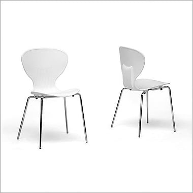 Wholesale Interiors Baxton Studio Boujan Side Chair (Set of 2)
