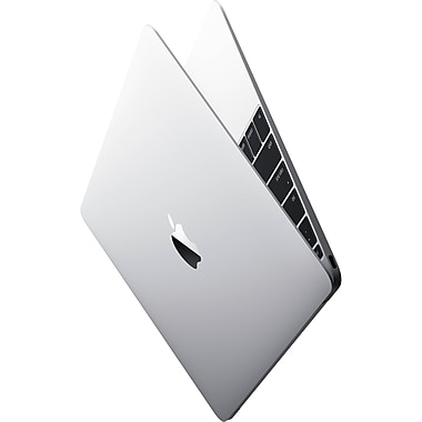 Apple - Macbook (MLHC2C/A) 12 po, Intel Core M5 bicœur 1,2 GHz, RAM 8 Go, SSD 512 Go, argent, français