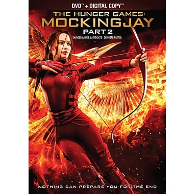 The Hunger Games: Mockingjay Part 2 (DVD)
